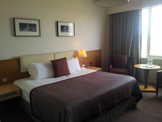 Fota Island Resort : Super king super comfy bed