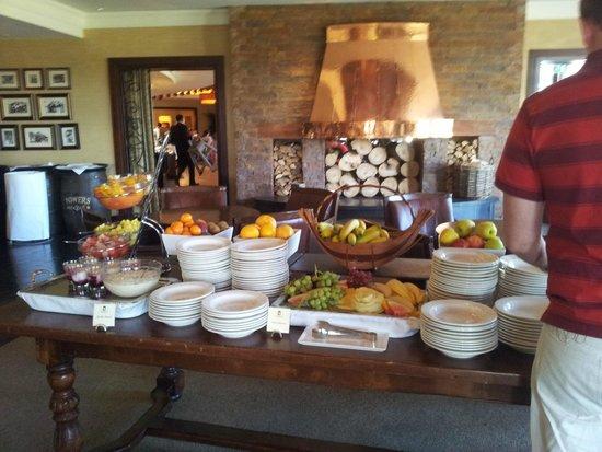 Fota Island Resort : Breakfast