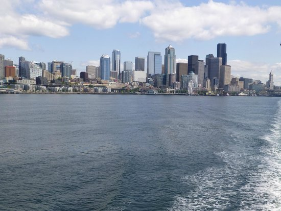 Washington State Ferries: Seattle