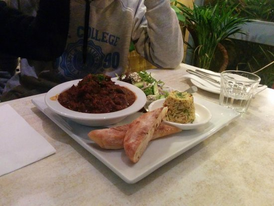 George's Meze: Traditional Goat