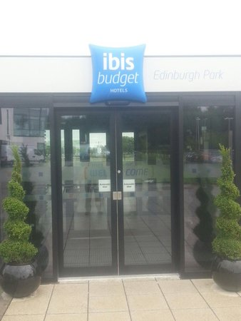 Hotel ibis budget Edinburgh Business Park: IBIS BUDGET EDINBURGH PARK  6 LOCHSIDE VIEW EH12 9DH