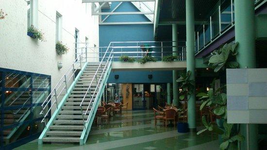 Grata Hotel : фойе