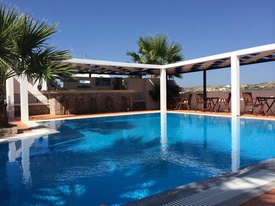 Orizontes Studios Milos : Pool