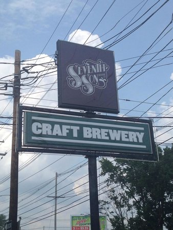 Photo of Brewery Seventh Son Brewing Co. at 1101 N 4th St, Columbus, OH 43201, United States