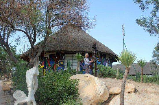 Friguia Park: Зоопарк Фригия