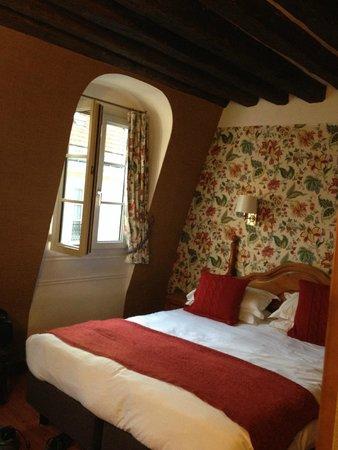 Hotel Saint Paul Rive Gauche : Fourth Floor Room