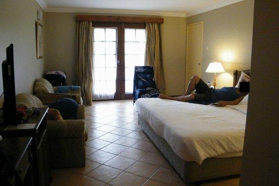 Berjaya Beau Vallon Bay Resort & Casino - Seychelles: camera nello chalet