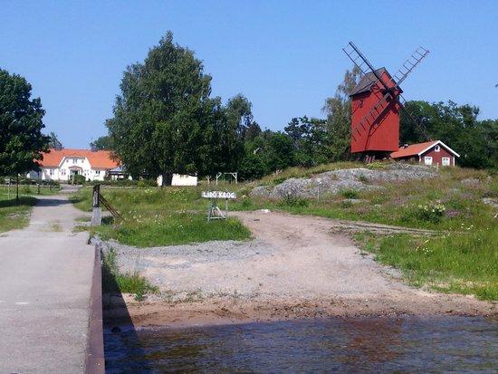 Lido Vardshus: Lidö Inn and immediate surroundings