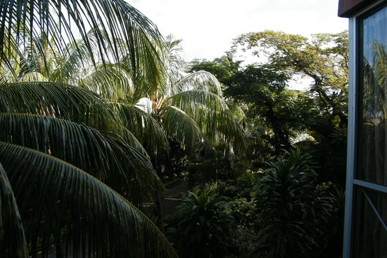 Berjaya Beau Vallon Bay Resort & Casino - Seychelles: vista dalla camera standard