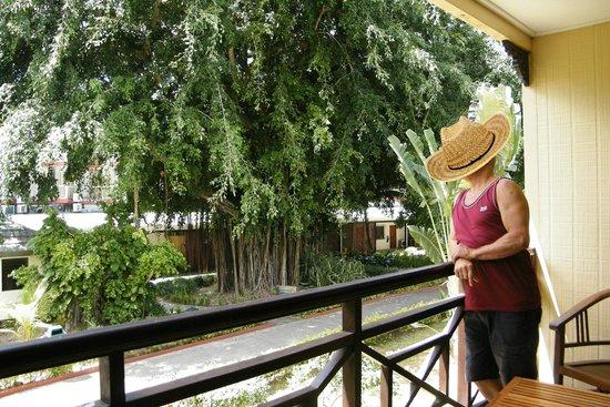 Berjaya Beau Vallon Bay Resort & Casino - Seychelles: balcone dello chalet