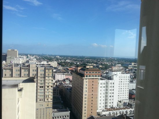 New Orleans Marriott : French Quarter View