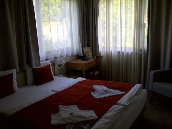 Hotel Castle Garden: Zimmer 408