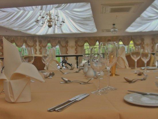 Ardmore House: Belvedere Restaurant