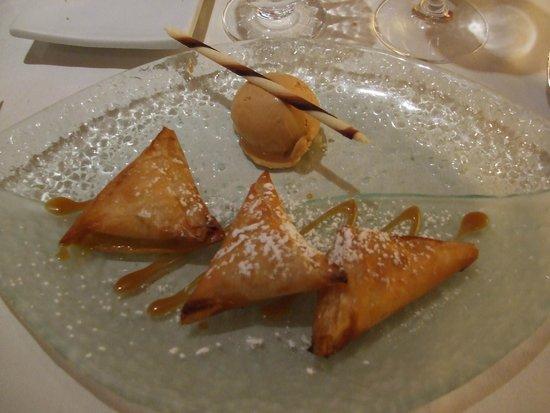 Hostellerie de la Mere Hamard : dessert