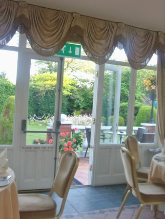 Ardmore House: View from Belvedere Restaurant