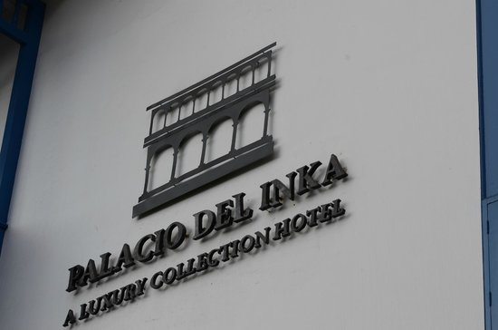 Palacio del Inka, A Luxury Collection Hotel, Cusco: Palacio del Inka - Starwood property