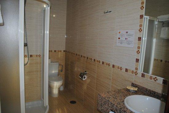Albero: Aseo con ducha