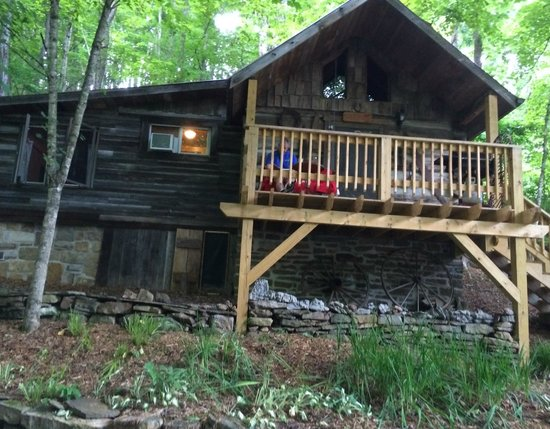 Jerico Bed & Breakfast: Patton Cabin