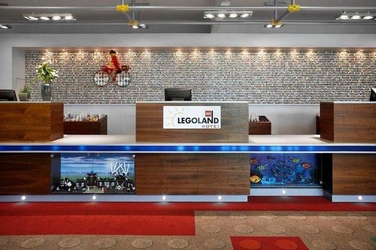 Hotel LEGOLAND: Reception