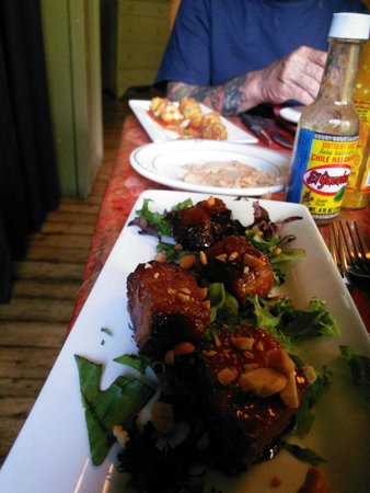 New World Home Cooking: Pork Belly