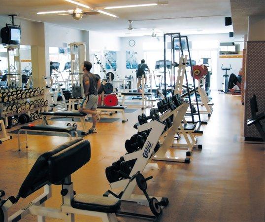 Atalaya Park Golf Hotel and Resort: Gimnasio