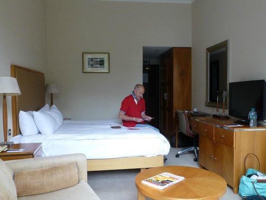 Hilton Dunkeld House : Room 118 (deluxe room)