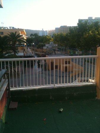 Apartamentos Sol y Vera: BAlcony view