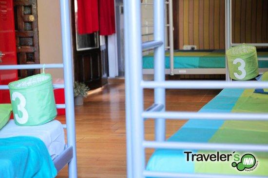 Traveler's Inn Seville : Dorm view