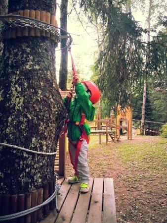 Sores Park: Il piccolo scalatore