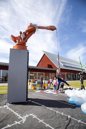 Museum Vandalorum: Exhibition May 2014: Century of the child: Nordic design for children 1900 til today Photo: Joha