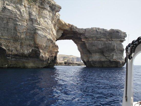 Malta Rib Cruises and Charter - Private Boat Service : Azure Window