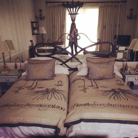 Cape Grace: чудо кровать