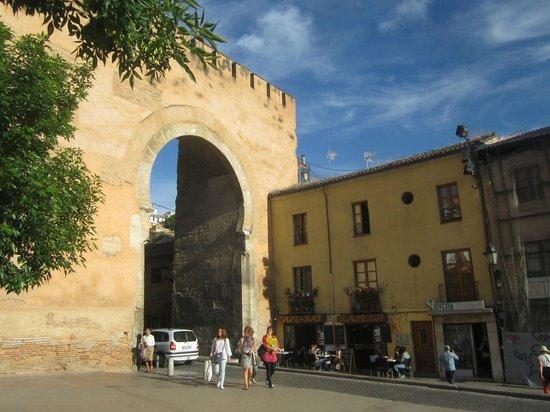 Puerta de Elvira : Ворота в город Эльвира