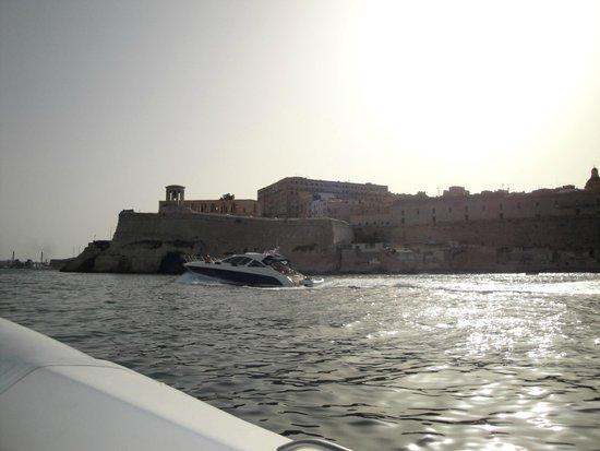 Malta Rib Cruises and Charter - Private Boat Service : Main Harbor