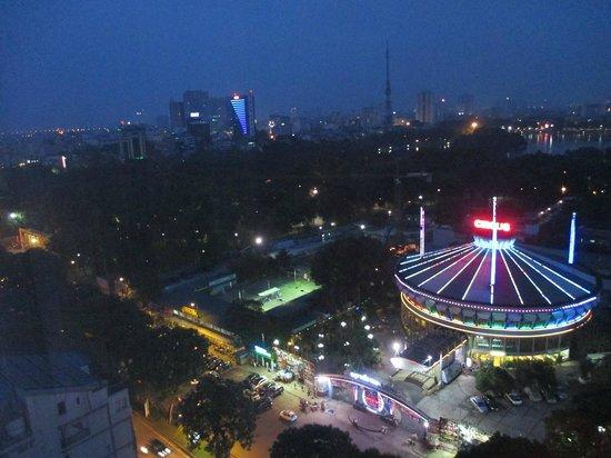Hotel Nikko Hanoi: circus