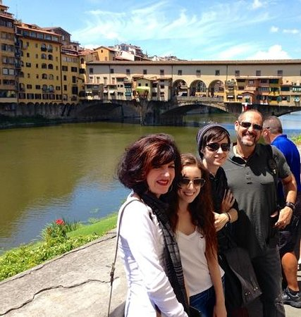 Italy Hotline Custom and Gourmet Tours: Ponte Vecchio in Florence, on the city tour