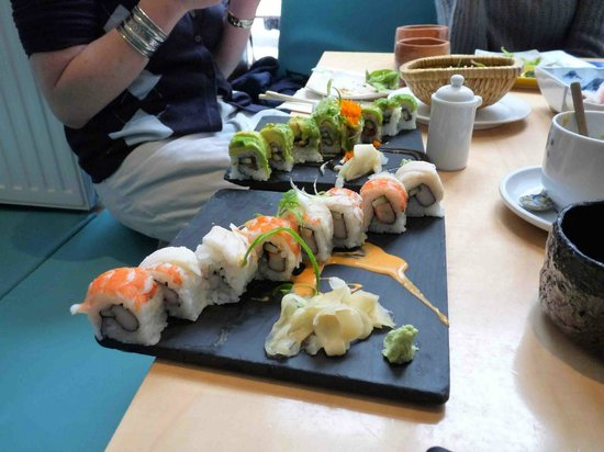 Sasaya: Sushi