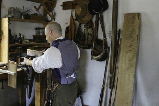 Old Salem Museums & Gardens: Gunsmith