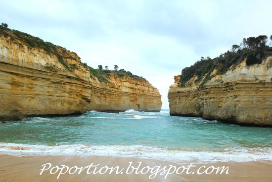 Go West Tours : Loch Ard Gorge