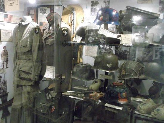 Gettysburg Museum of History : E/506 Display