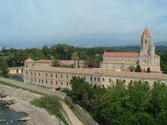 Iles de Lerins: Il monastero