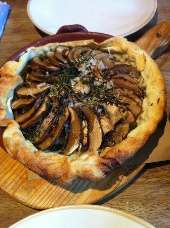 Jamie's Italian: Mushroom starter
