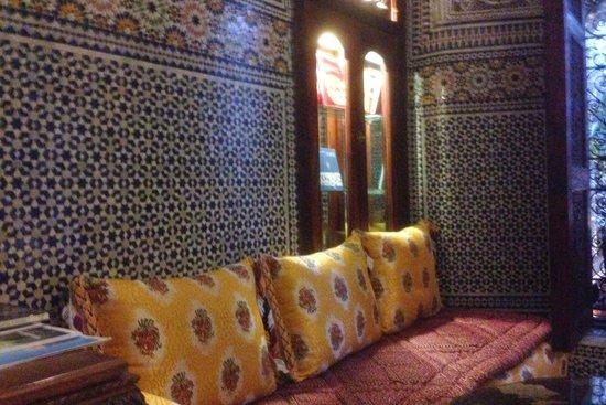 Ryad Alya: Lobby area