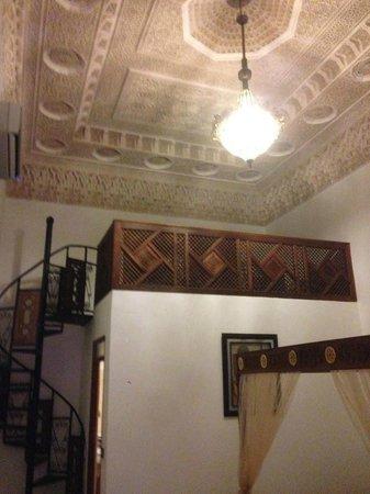 Ryad Alya: My room.