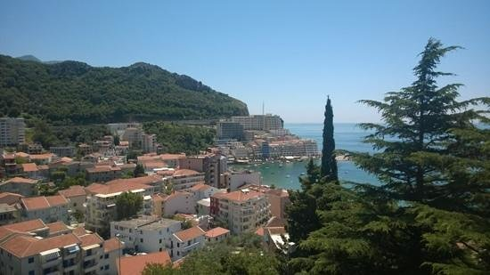 Queen of Montenegro : view from room 519