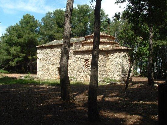 Iles de Lerins: Cappella della Trinità