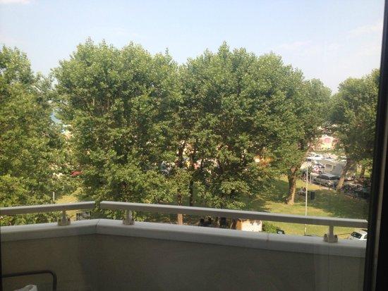 Hotel Sporting Rimini : Sea view?