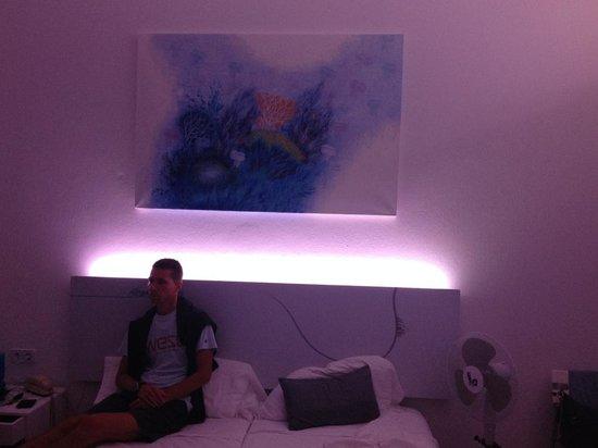 Hotel Marigna: room
