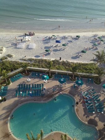 Lido Beach Resort: Resort from the room