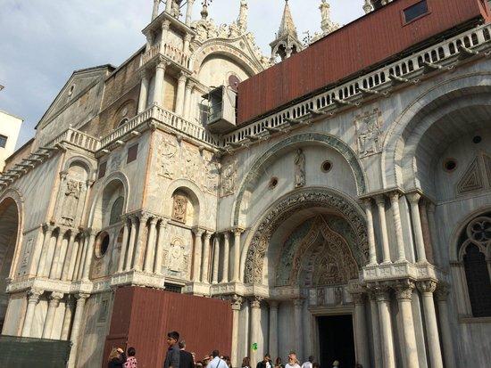 Saint Mark's Basilica (Basilica di San Marco): Basilica de San Marco
